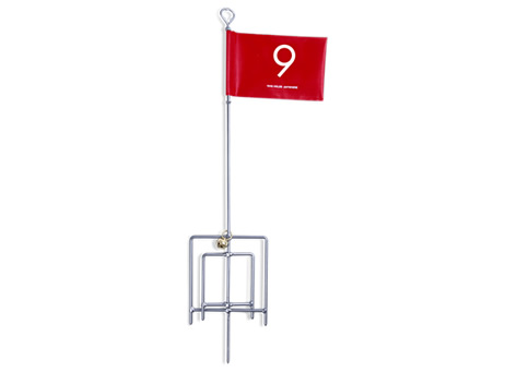 Croquet Golf Flag-Pins